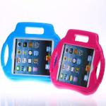 Barn Radio Design Stötsäker Drop Resistance Fodral för iPad Mini iPad Tillbehör
