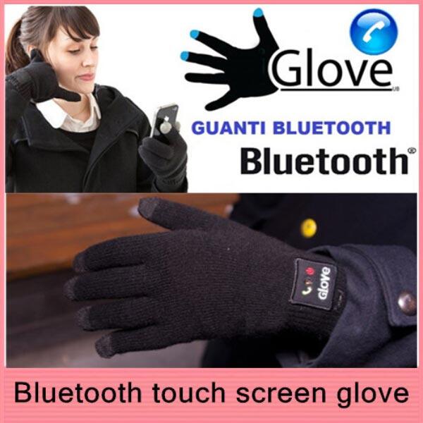 Julklappen Bluetooth Touch Screen Handskar för iPhone iPad iPad Tillbehör