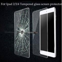 Klart Härdat Glas Skärmskydd Skydd för iPad 2 3 4