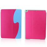 Color Block Sova Beskyddare Fodral Skydd för iPad Air iPad Tillbehör