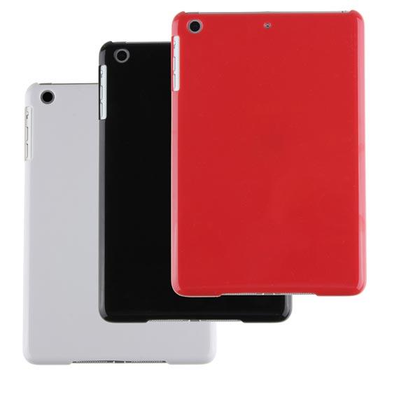 Färgglada TPU Gel Snap-on Hård Bak Fodral Skydd för iPad Mini Ny iPad Tillbehör