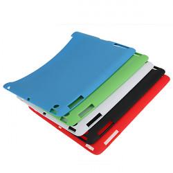 Companion Mjukt TPU Gel Smart Cover Bak Fodral Arbeta Med iPad 2