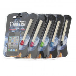 Cool Match Shaped Digital Stylus For iPhone iPad Tablet PC