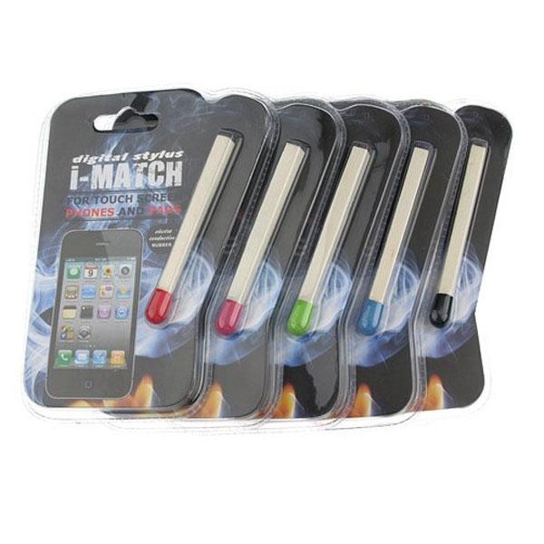 Kühle Spiel förmige Digital Stylus für iPhone iPad Tablet PC iPhone 5 5S 5C
