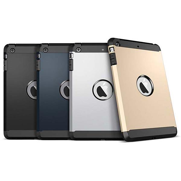 Cool Stil Armor II Design Skydd Bak Fodral Skydd för iPad Air iPad Tillbehör