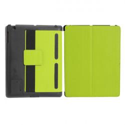 Cool Unika Stil Grön Smart Folding Ställ Fodral för iPad 2 3 4