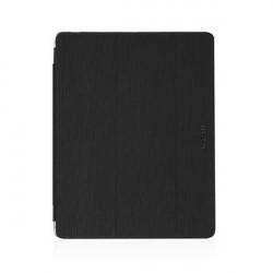 Covermate Folio Läderfodral Skydd Påsen Med Fällbara Ställ för iPad