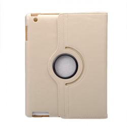 Crazy Horse Design 360°  Roterande PU Läderfodral till iPad 2 3 4