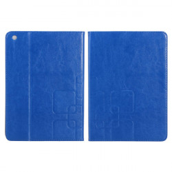 Crazy Horse Grain Pattern Case Stand Cover For iPad Air