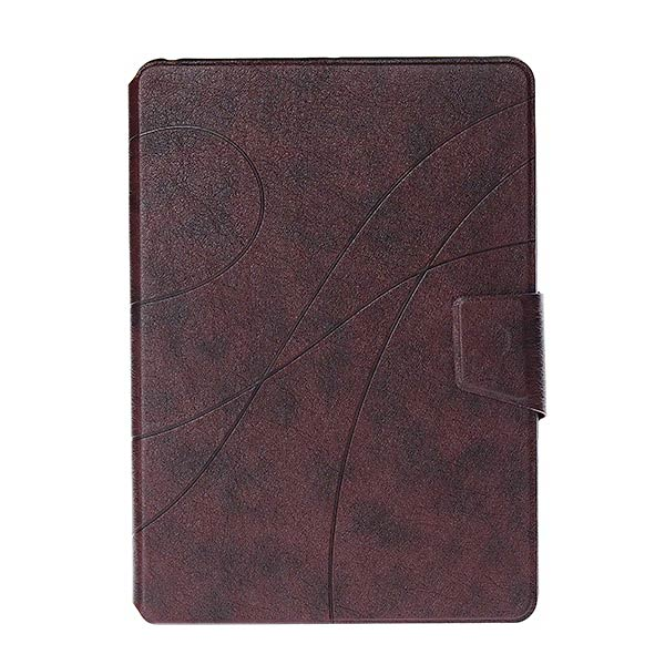 Crazy Horse Grian Pattern Protector Leather Case For iPad Air iPad Accessories