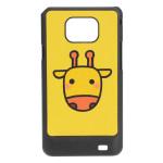 Cute Cartoon Cow Kvæg Frosted Hård Case til iPod Touch 4 iPod Tilbehør