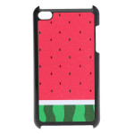 Cute Cartoon Frosted Watermelon Case til iPod Touch 4 iPod Tilbehør