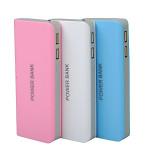 DIY 5 * 18650 PowerBank Batteriladdare Box för iPhone Smartphone iPhone 6