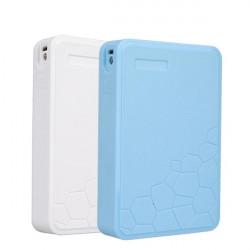 DIY 5 * 18650 PowerBank Batteriladdare Box för iPhone Smartphone