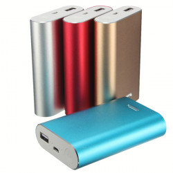 DIY USB Power Bank 3*18650 Battery Charger Box Shell Case