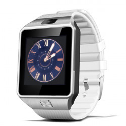 DZ09 1.56Inch MTK6260A 533MHz TFT LCD Touch Screen Wrist Smartwatch
