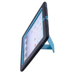 Dual Layer Skyddsfodral Med Ställ för Nya iPad Random Sändning