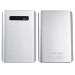 Dual USB 6000mAh External Battery Power Bank For iPhone Smartphone