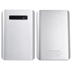 Dual USB 6000mAh External Batteri PowerBank For iPhone Smartphone