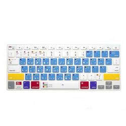 Staubdicht Waterproof Silicon US Tastatur Haut für Macbook Pro 17 Zoll