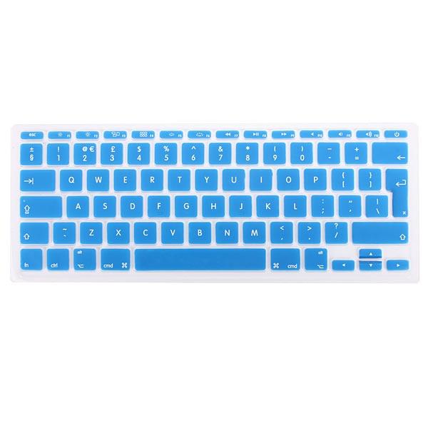EU UK Silikon Tastatur Haut für Macbook Air Pro 11 Zoll Mac Zubehör