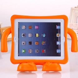 EVA Environmental Cartoon Suspender Trousers Case For iPad 2 3 4