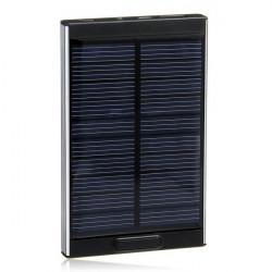 Effektiv Trans 4000mAh Solar PowerBank för iPhone Smartphone