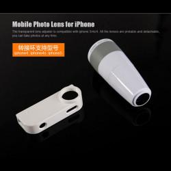 Eyeskey 8x Zoom Monokular Telescope Bildaufnahmeobjektiv für iPhone
