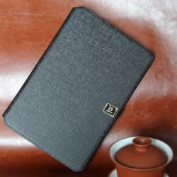 Folio Kreditkortshållare PU Läderfodral Skydd för iPad Mini