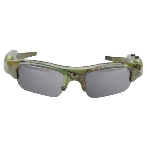 Briller Kamera 720 * 480 Spionkamera Video Recorder Solbriller MacBook Tilbehør