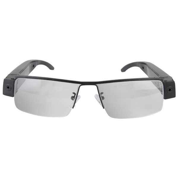 Briller Camera HD 720P Spionkamera SM12 Video Recorder Solbriller MacBook Tilbehør