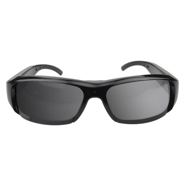 Briller Camera HD 720P Spionkamera Video Recorder Solbriller MacBook Tilbehør