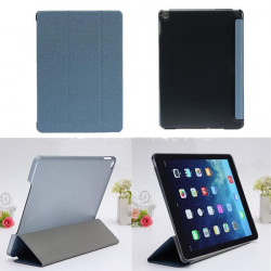 Golden Beach Magnetic Folio Smart Stand Leather Case For iPad Air 2