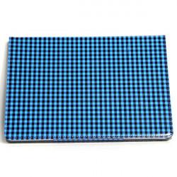 Grid Grian Mönster Casual Style Skyddsfodral Skydd för iPad Air