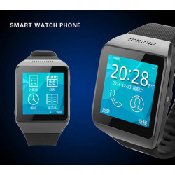 H88 1.54Inch MTK6260 Touch Screen Bluetooth Wrist Watch