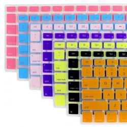 Hollow Silikon US Tastatur Beskyttelse Film Cover til MacBook Pro
