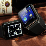 I7 1.54 Inch Mtk6260a Bluetooth 3.0 Mobil Smartwatch för Ios Android iPhone 6 Plus