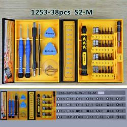 K-Verktyg 38 I 1 Precision Multifunktions Reparera Skruvmejsel Kit