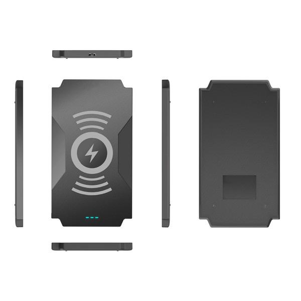 K8 Trådlös Sändare Med Laddare för iPhone Smartphone iPhone 5 5S 5C