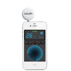 KIWIK 3.5mm Cellphone Infrared Remote Control For Digital Item