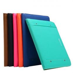 KLD Flerfunktions PU Läderfodral Skydd för iPad Air