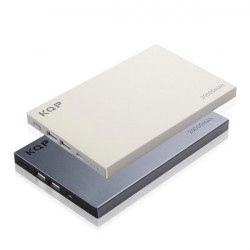 KQP K-68 20000mah Mobile Power Bank Charger Battery For iPhone