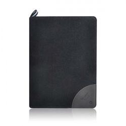 Kajsa Denim Fabric Protector Sleep Mode Case Cover For iPad Air
