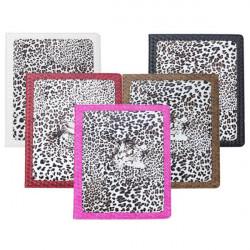 Leopard Muster Schutzhülle für das iPad 3 gelegentlicher Versand