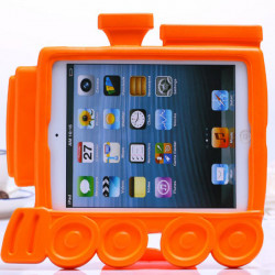 Locomotive Design Shockproof Drop Resistance Case For iPad Mini