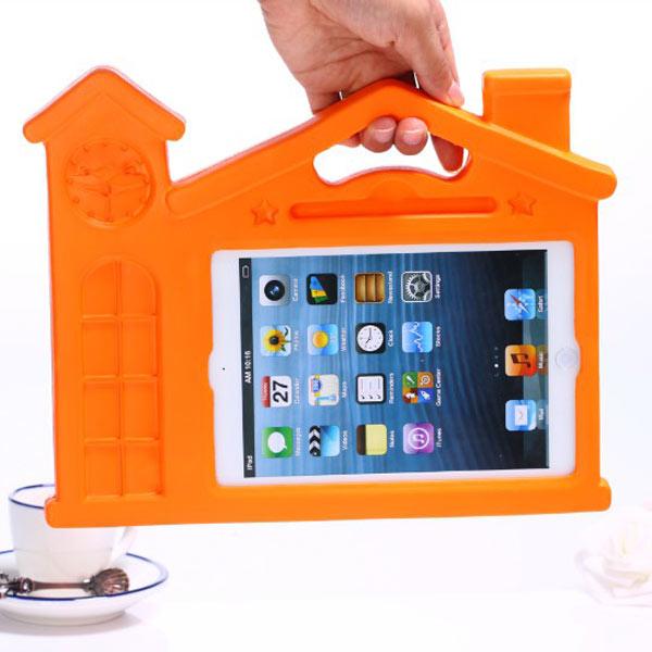 Lovely Litet Hus Design EVA Stötsäker Väska för iPad Mini iPad Tillbehör