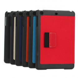 Lyx Folding Ställ Smart Fodral Med Penna Slots för iPad Mini