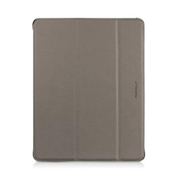 Macally 3M Folio Läderfodral Skydd Påsen Med Fällbara Ställ för iPad iPad Tillbehör