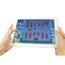 Metal Joystick Joypad Arcade Game Stick Controller för iPad Tablet