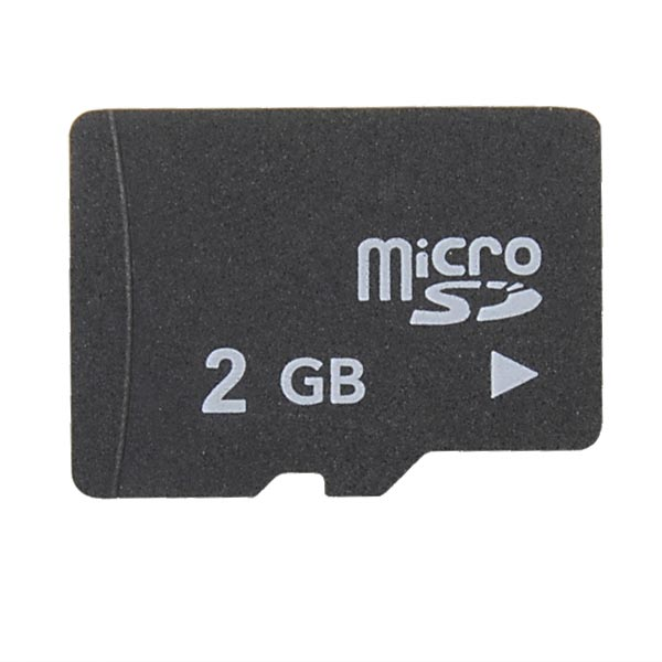 Micro SD Karte 2G codierte Karte TF Flash Speicherkarte iPhone 5 5S 5C